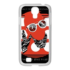 Twenty One Pilots Poster Contest Entry Samsung Galaxy S4 I9500/ I9505 Case (white)