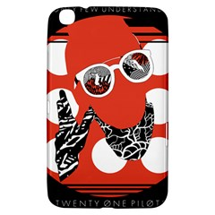 Twenty One Pilots Poster Contest Entry Samsung Galaxy Tab 3 (8 ) T3100 Hardshell Case