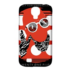 Twenty One Pilots Poster Contest Entry Samsung Galaxy S4 Classic Hardshell Case (pc+silicone)