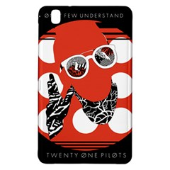 Twenty One Pilots Poster Contest Entry Samsung Galaxy Tab Pro 8 4 Hardshell Case