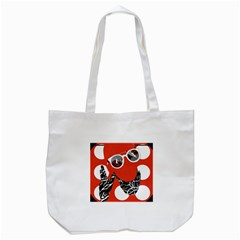 Twenty One Pilots Poster Contest Entry Tote Bag (white)
