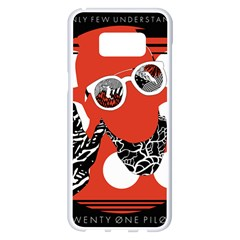 Twenty One Pilots Poster Contest Entry Samsung Galaxy S8 Plus White Seamless Case