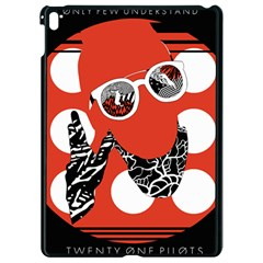 Twenty One Pilots Poster Contest Entry Apple Ipad Pro 9 7   Black Seamless Case