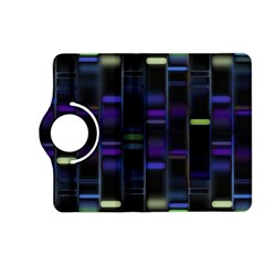 Biostatistics Line Blue Kindle Fire Hd (2013) Flip 360 Case