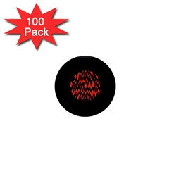 Albums By Twenty One Pilots Stressed Out 1  Mini Buttons (100 Pack)