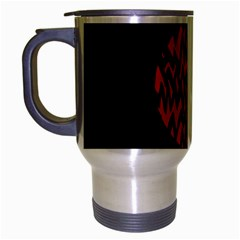 Albums By Twenty One Pilots Stressed Out Travel Mug (silver Gray)