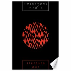 Albums By Twenty One Pilots Stressed Out Canvas 20  X 30