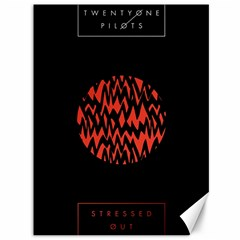 Albums By Twenty One Pilots Stressed Out Canvas 36  X 48