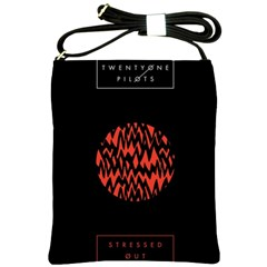 Albums By Twenty One Pilots Stressed Out Shoulder Sling Bags