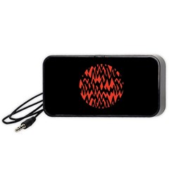 Albums By Twenty One Pilots Stressed Out Portable Speaker (black)