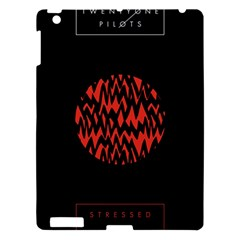 Albums By Twenty One Pilots Stressed Out Apple Ipad 3/4 Hardshell Case