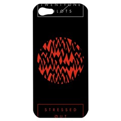 Albums By Twenty One Pilots Stressed Out Apple Iphone 5 Hardshell Case