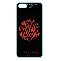 Albums By Twenty One Pilots Stressed Out Apple Seamless Iphone 5 Case (color)
