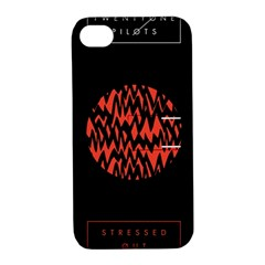 Albums By Twenty One Pilots Stressed Out Apple Iphone 4/4s Hardshell Case With Stand