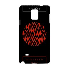 Albums By Twenty One Pilots Stressed Out Samsung Galaxy Note 4 Hardshell Case