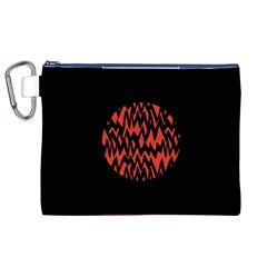 Albums By Twenty One Pilots Stressed Out Canvas Cosmetic Bag (xl)