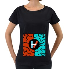 Twenty One Pilots Women s Loose Fit T Shirt (black)