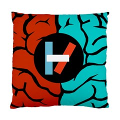 Twenty One Pilots Standard Cushion Case (two Sides)