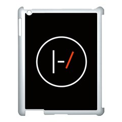 Twenty One Pilots Band Logo Apple Ipad 3/4 Case (white)