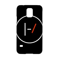 Twenty One Pilots Band Logo Samsung Galaxy S5 Hardshell Case