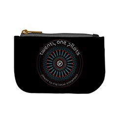 Twenty One Pilots Power To The Local Dreamder Mini Coin Purses