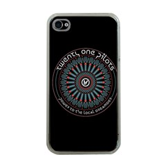 Twenty One Pilots Power To The Local Dreamder Apple Iphone 4 Case (clear)