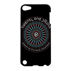 Twenty One Pilots Power To The Local Dreamder Apple Ipod Touch 5 Hardshell Case