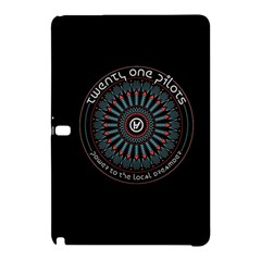Twenty One Pilots Power To The Local Dreamder Samsung Galaxy Tab Pro 10 1 Hardshell Case