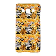 Amfora Leaf Yellow Flower Samsung Galaxy A5 Hardshell Case