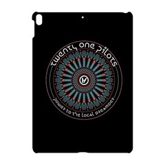 Twenty One Pilots Power To The Local Dreamder Apple Ipad Pro 10 5   Hardshell Case