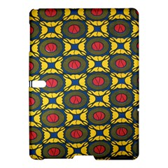 African Textiles Patterns Samsung Galaxy Tab S (10 5 ) Hardshell Case