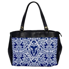 Birds Fish Flowers Floral Star Blue White Sexy Animals Beauty Office Handbags