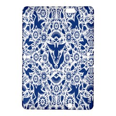 Birds Fish Flowers Floral Star Blue White Sexy Animals Beauty Kindle Fire Hdx 8 9  Hardshell Case