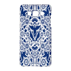 Birds Fish Flowers Floral Star Blue White Sexy Animals Beauty Samsung Galaxy A5 Hardshell Case