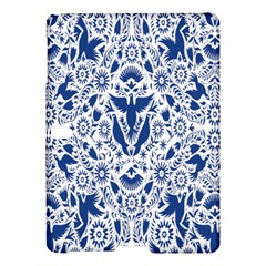 Birds Fish Flowers Floral Star Blue White Sexy Animals Beauty Samsung Galaxy Tab S (10 5 ) Hardshell Case