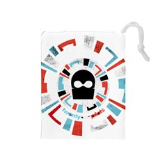 Twenty One Pilots Drawstring Pouches (medium)