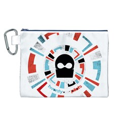 Twenty One Pilots Canvas Cosmetic Bag (l)