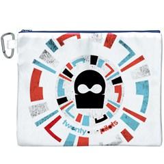 Twenty One Pilots Canvas Cosmetic Bag (xxxl)