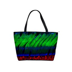 Cells Rainbow Shoulder Handbags