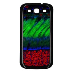 Cells Rainbow Samsung Galaxy S3 Back Case (black)