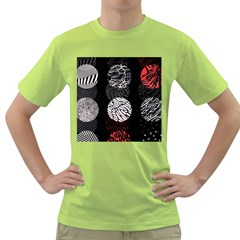 Twenty One Pilots Stressed Out Green T Shirt