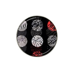 Twenty One Pilots Stressed Out Hat Clip Ball Marker (10 Pack)