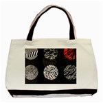 Twenty One Pilots Stressed Out Basic Tote Bag Front