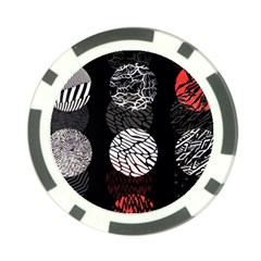 Twenty One Pilots Stressed Out Poker Chip Card Guard (10 Pack)