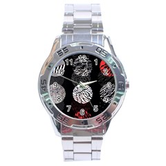 Twenty One Pilots Stressed Out Stainless Steel Analogue Watch