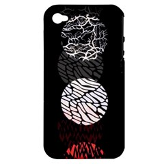 Twenty One Pilots Stressed Out Apple Iphone 4/4s Hardshell Case (pc+silicone)
