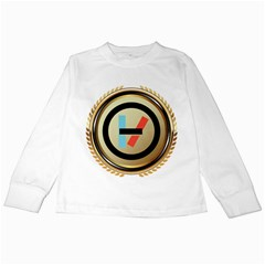 Twenty One Pilots Shield Kids Long Sleeve T Shirts