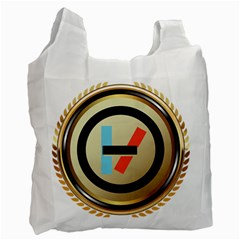 Twenty One Pilots Shield Recycle Bag (two Side)