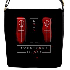 Twenty One Pilots Flap Messenger Bag (s)