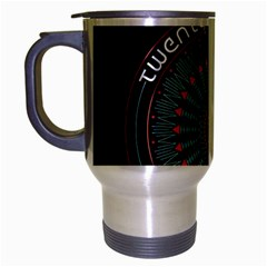 Twenty One Pilots Travel Mug (silver Gray)